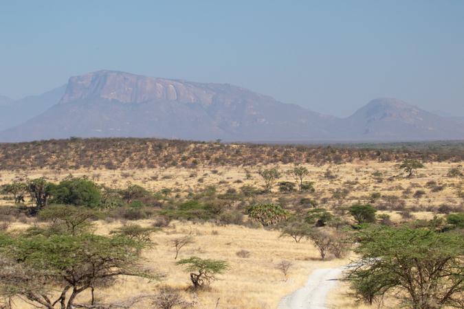 Shaba-National-Park-Aerial Oblique