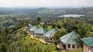 beautiful cottages at Kibale