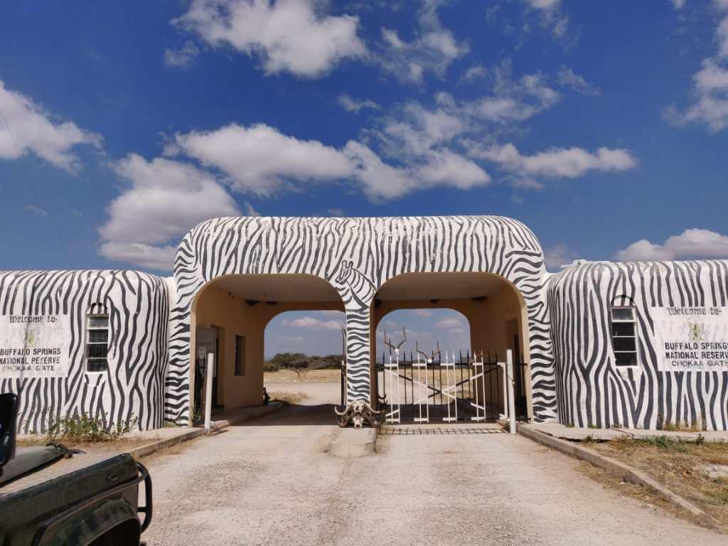 buffalo springs entrance
